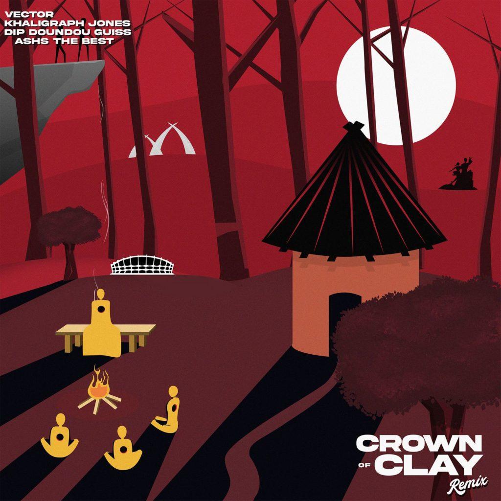 Vector – Crown Of Clay (Remix) Ft. Khaligraph Jones, Dip Doundou Guiss & Ashs The Best mp3 download