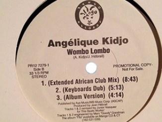 Angelique Kidjo – Wombo Lombo
