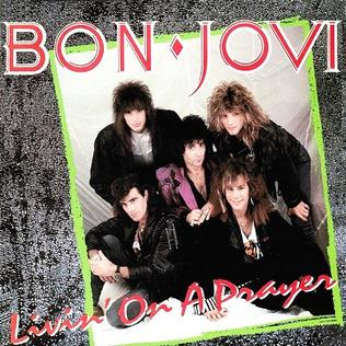 Bon Jovi - Livin' On a Prayer mp3 download