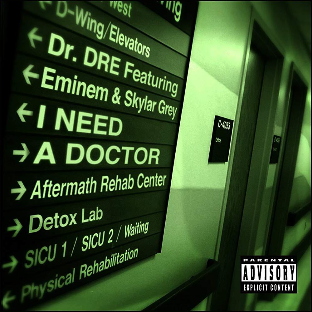 Dr. Dre - I Need A Doctor Ft. Eminem, Skylar Grey mp3 download