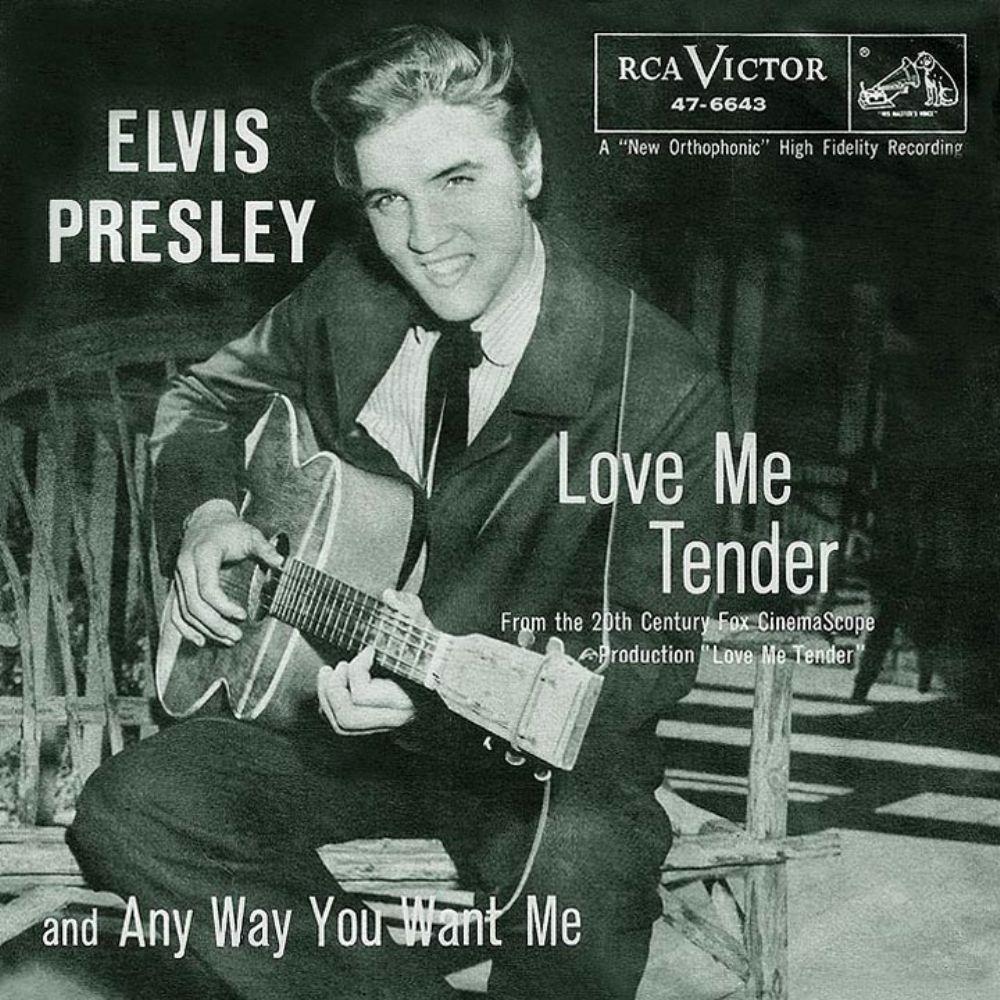 Elvis Presley - Love Me Tender mp3 download