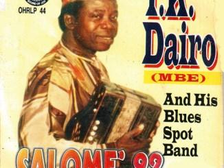 I.K. Dairo – Mo So Rire