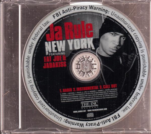 Ja Rule - New York Ft. Fat Joe, Jadakiss mp3 download