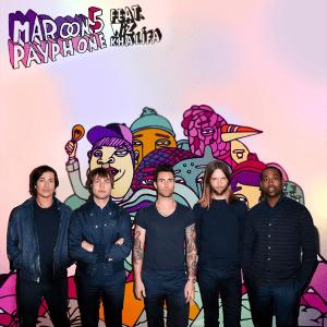 Maroon 5 Ft. Wiz Khalifa - Payphone mp3 download