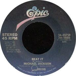 Michael Jackson - Beat It mp3 download
