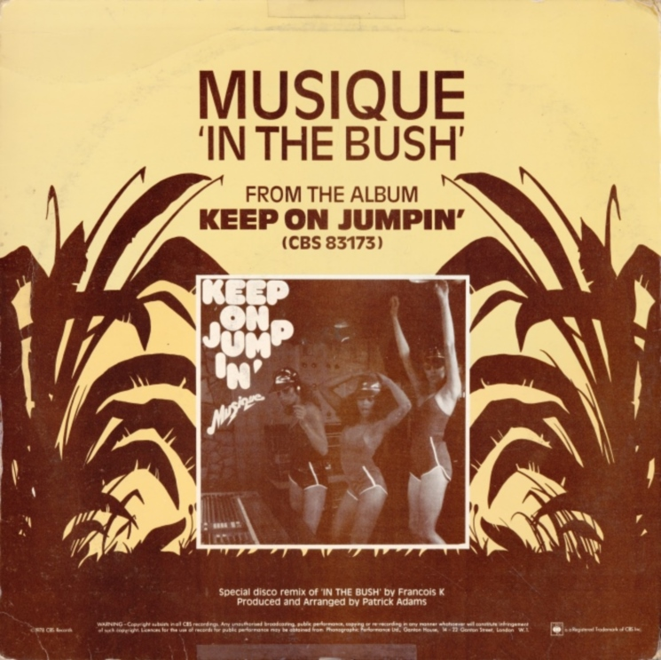 Musique - In The Bush mp3 download