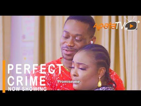 Movie  Perfect Crime Latest Yoruba Movie 2021 Drama mp4 & 3gp download