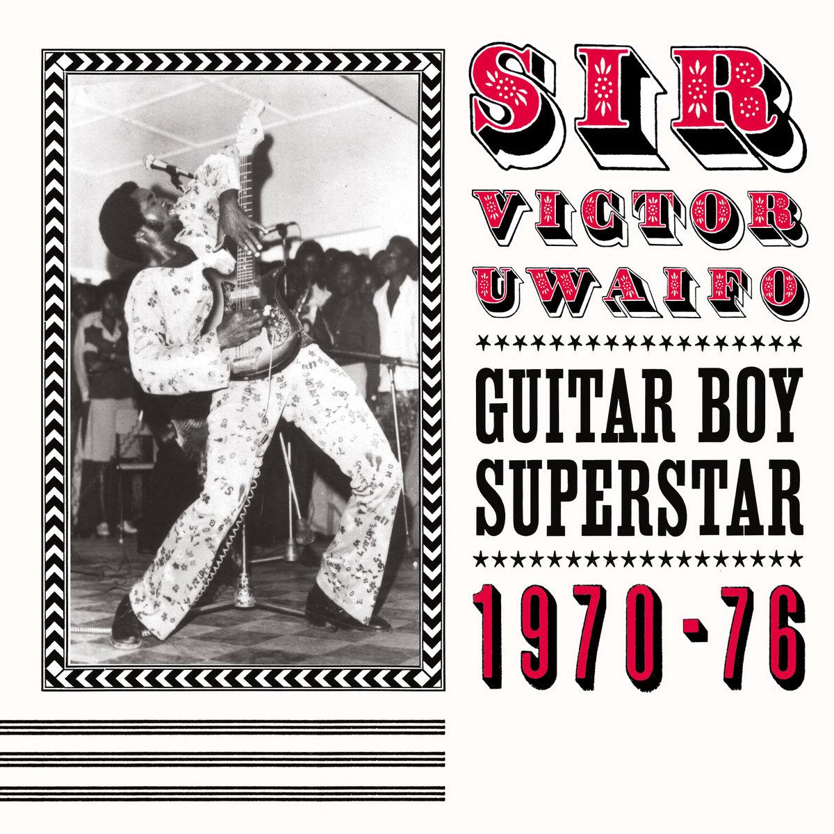 Sir Victor Uwaifo - Guitar Boy / Mammy Water mp3 download