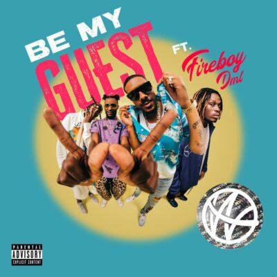 WSTRN – Be My Guest Ft. Fireboy DML mp3 download
