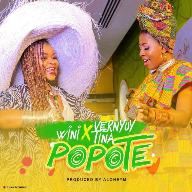 Wini Ft. Vernyuy Tina – Popote mp3 download