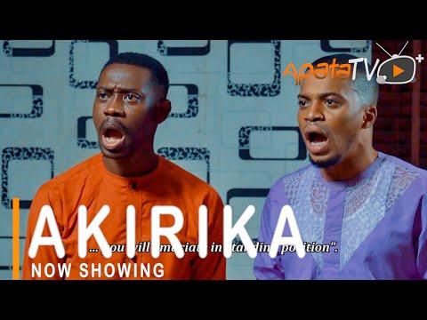 Movie  Akirika Latest Yoruba Movie 2021 Drama mp4 & 3gp download