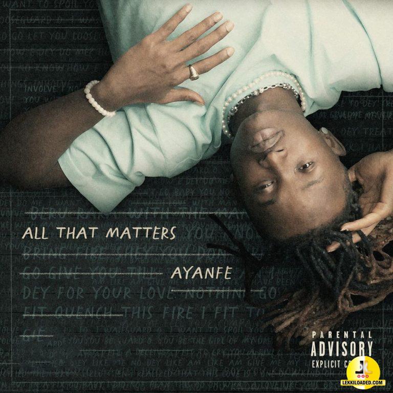 Ayanfe – My Mind Ft. Peruzzi mp3 download