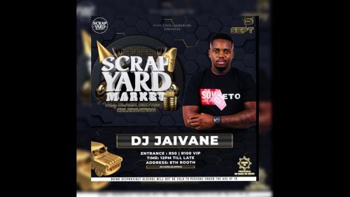 DJ Jaivane – Scrapyard Market Mix (Top Dawg Sessions) mp3 download