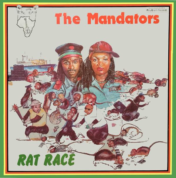 The Mandators - Rat Race mp3 download