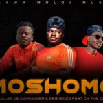 Waswa Moloi – Moshomo Ft. Ck The Dj mp3 download