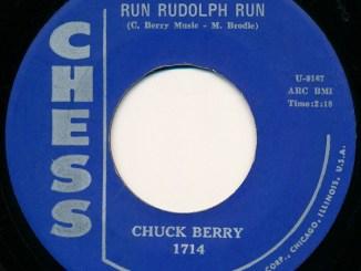 Chuck Berry – Run Rudolph Run