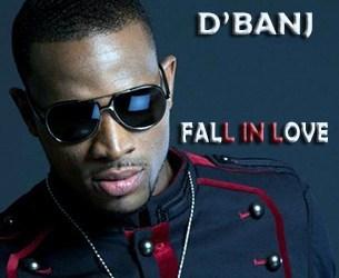 D'Banj - Fall In Love