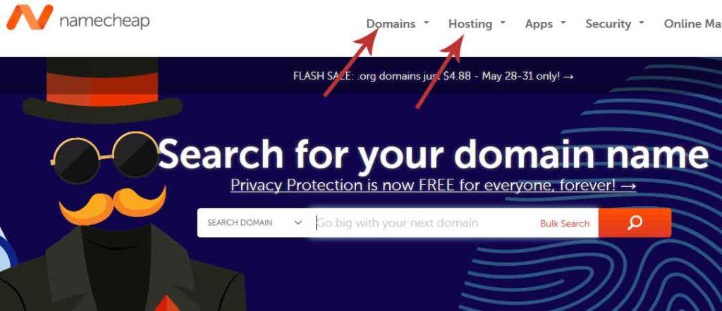 Namecheap: Buy Domain names and Webhosting