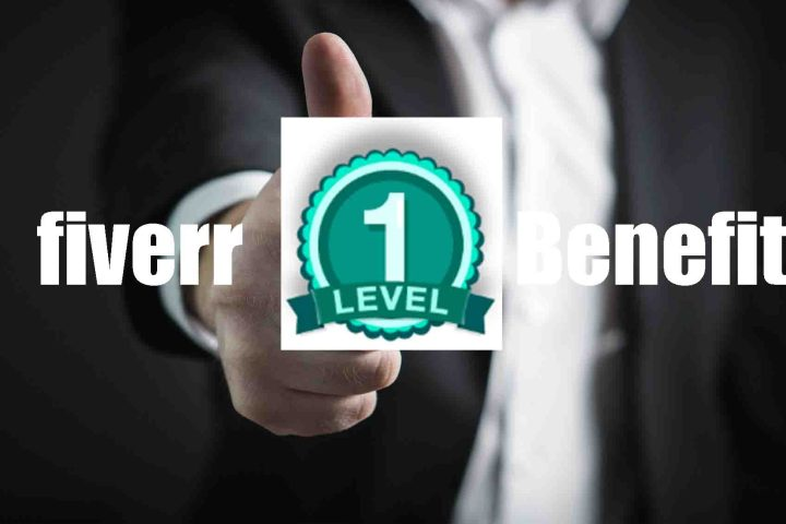 Benefits of becoming a Fiverr level one seller