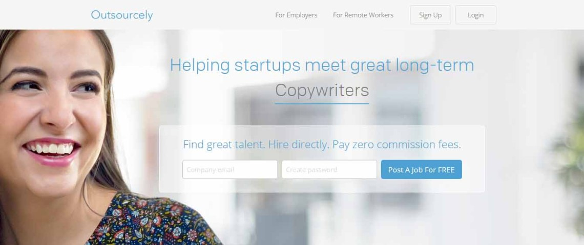 Helping startups meet great long-term copywriters