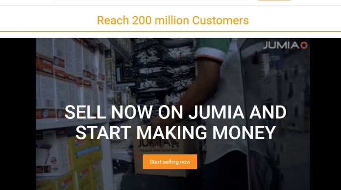 Sell on Jumia and start making money online