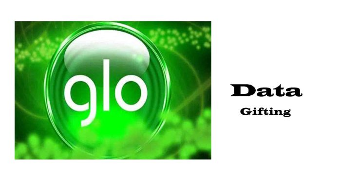 How to Gift Glo data