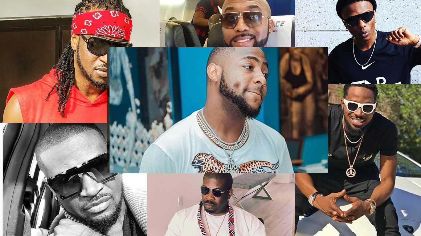 Top 10 Richest Musicians in Nigeria & their Net worth (2019)