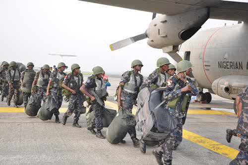 The Nigerian Air Force Direct Short Service Recruitment: Online Application form