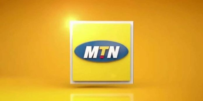 Logo of MTN Nigeria