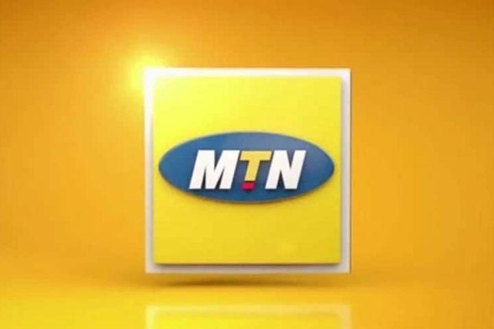 Logo of MTN Nigeria