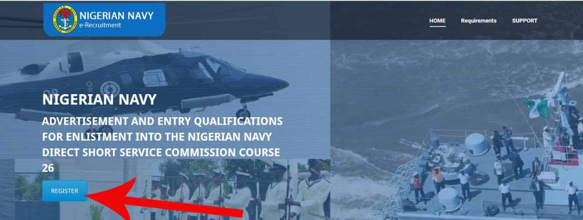 Nigerian Navy Direct Short Service Recruitment 2019: Apply Now!