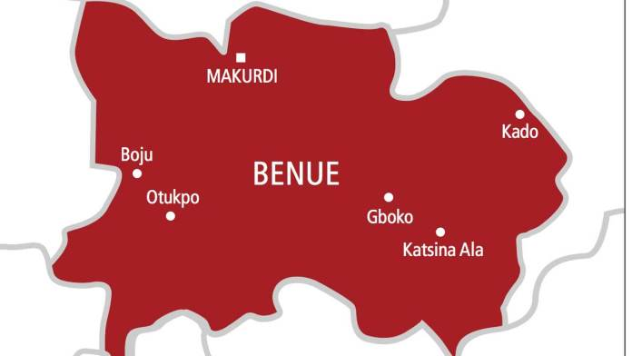 Benue state postal code