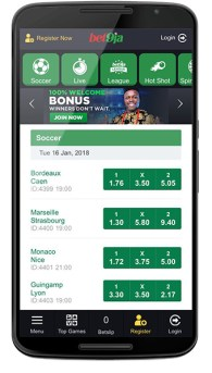 Download Bet9ja App For Android, iOS, BlackBerry, Windows - Bet9ja