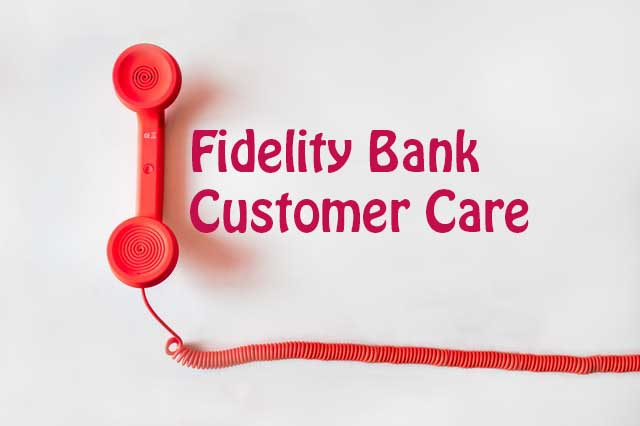 Fideilty bank customer care phone number, email, live chat, facebook, whatsapp, twitter