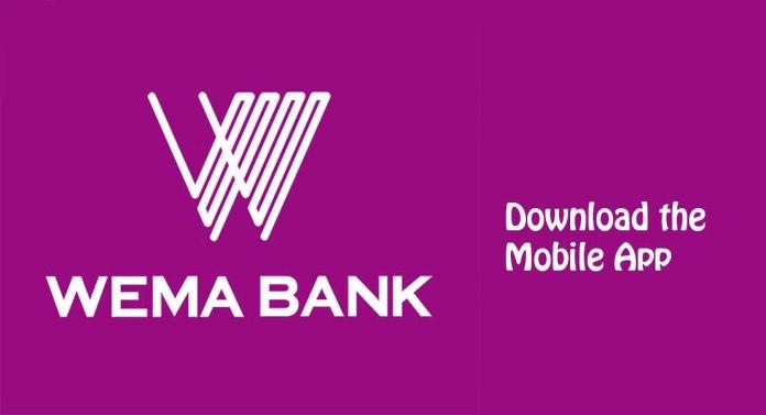 Download Wema Bank mobile app