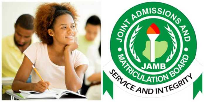 JAMB profile, result and registration number