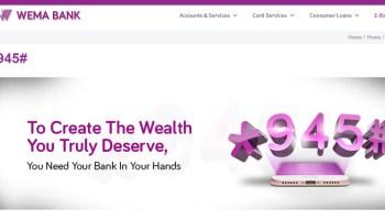 How to Top-up Using Wema Bank Recharge Code ⋆ NaijaHomeBased