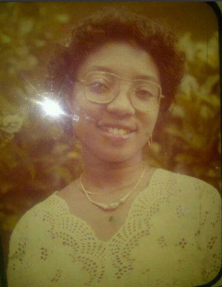Tonto Dikeh's late mother Veronica Dikeh