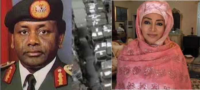 People just hate Sani Abacha for no reason - Wife defends him