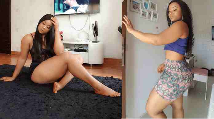 Actress, Inem Peters bemoans how men sexualize her because she's from Calabar