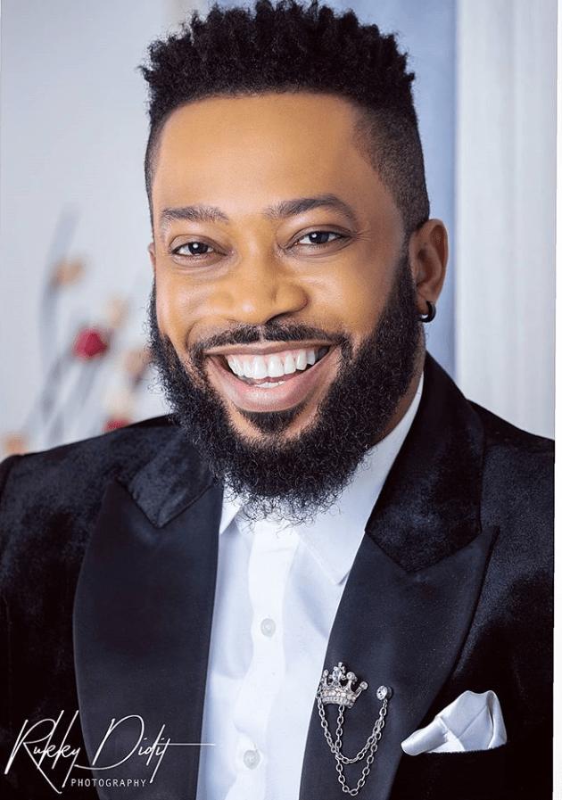 Most handsome actor in Nigeria
