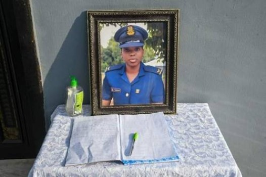 First female combat helicopter pilot, Tolulope was killed by old schoolmate