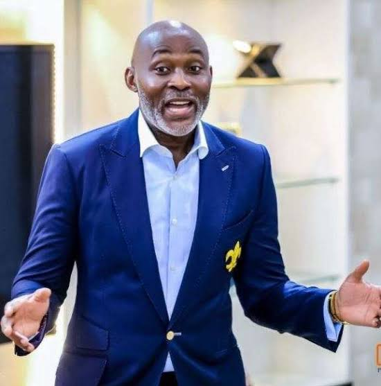 Richard mofe Damijo is on our list of the most handsome actors in Nigeria