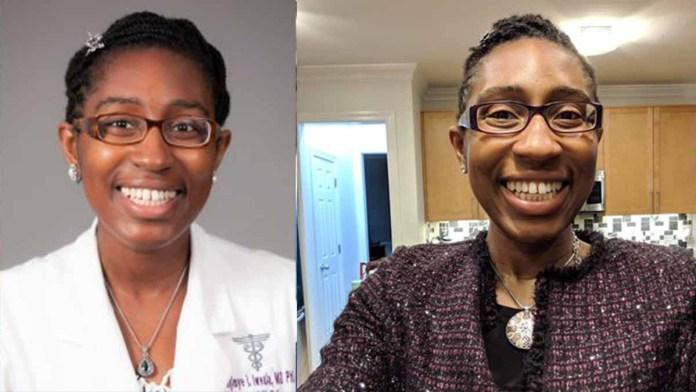 Dr Onyinyechi Iweala, daughter