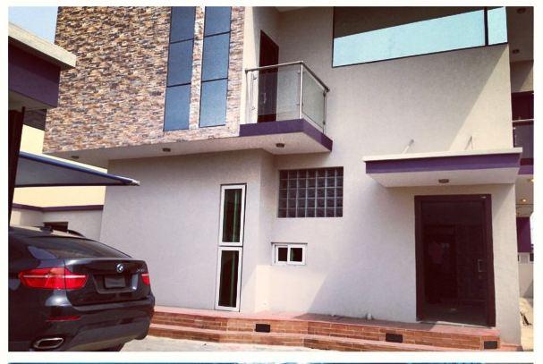 Wizkid's House in Lekki