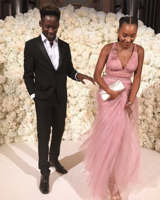 Who is Temi Otedola's boyfriend?