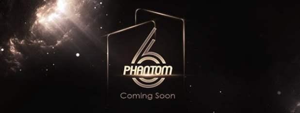 Official :Tecno Mobile began teasing the Phantom 6 Smartphone