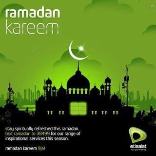How to 1GB For N200 - Etisalat launches Ramadan Kareem Data Plan...