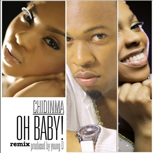 chidinma flavour ohbaby 500x500 [Video] Chidinma Ft. Flavour   Oh Baby (You & I)