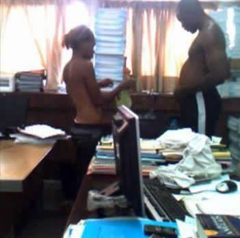 lecturer image naijaloaded Another Lecturer Sleeps With Female Student in His Office For Good Grades [See Photos]